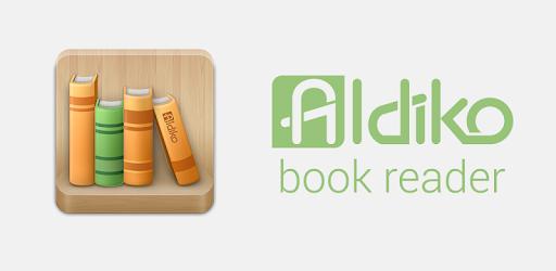 برنامج Aldiko Book Reader