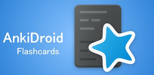 برنامج AnkiDroid Flashcards