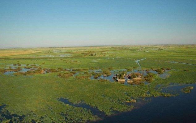 Caprivi - السياحة في ناميبيا 2019