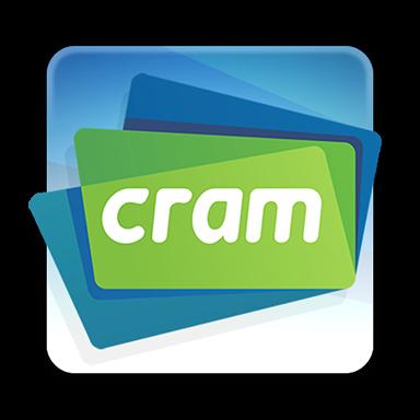 برنامج Cram.com Flashcards