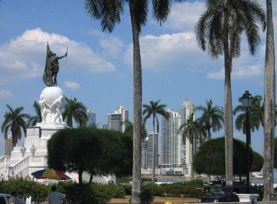 مدينة بنما