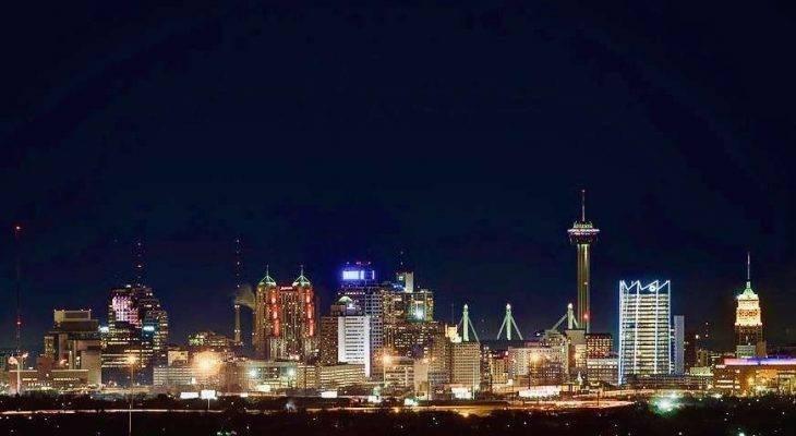 معلومات عن مدينة سان أنطونيو ولاية تكساس
