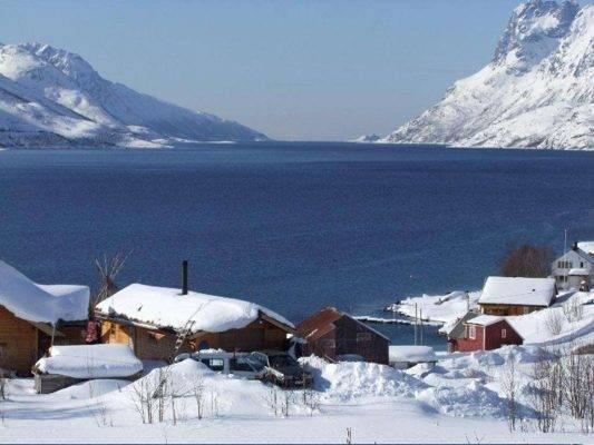 Ersfjordbotn - السياحة في النرويج 2019