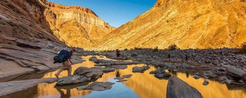 Fish River Canyon - السياحة في ناميبيا 2019