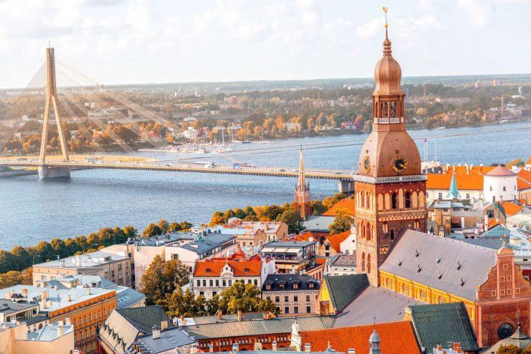 معلومات غريبة عن لاتفيا