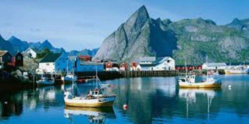 Lofoten - السياحة في النرويج 2019