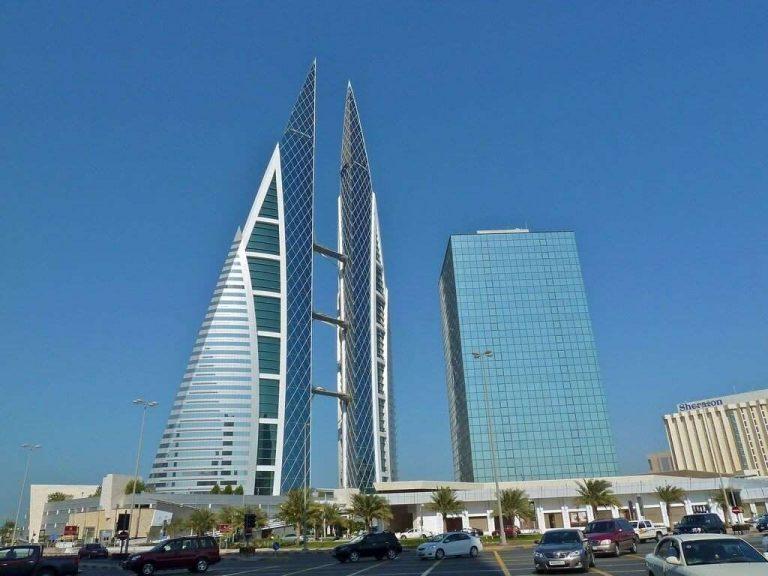 بماذا تشتهر البحرين صناعيا وتجاريا