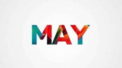 صورة مواليد شهر مايو من العظماء