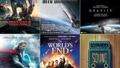 صورة أفضل أفلام الأكشن 2013