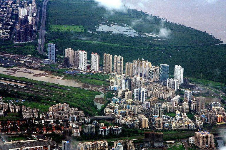 معلومات عن مدينة نافي مومباي الهند