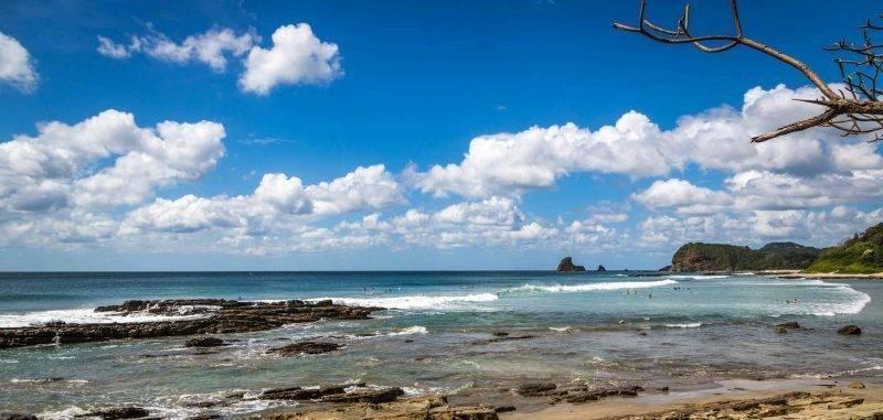 Playa Maderas - السياحة في نيكاراغوا 2019