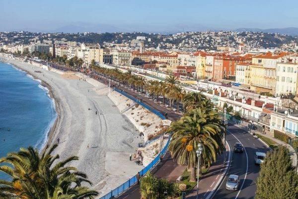 Promenade des Anglais - السياحة في نيس 2019