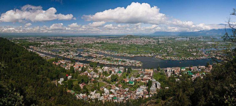 معلومات عن مدينة سريناغار الهند