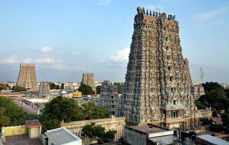 معلومات عن مدينة مادوراي الهند