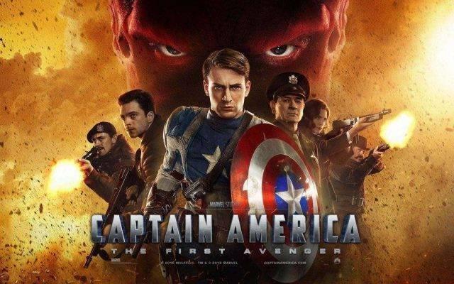 7 Captain America: The First Avenger