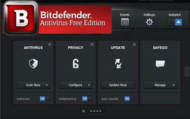 Betdefender Antivirus Free