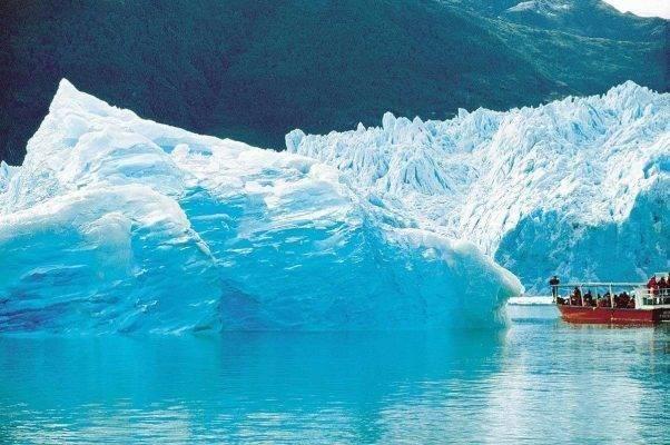 الأنهار الجليدية