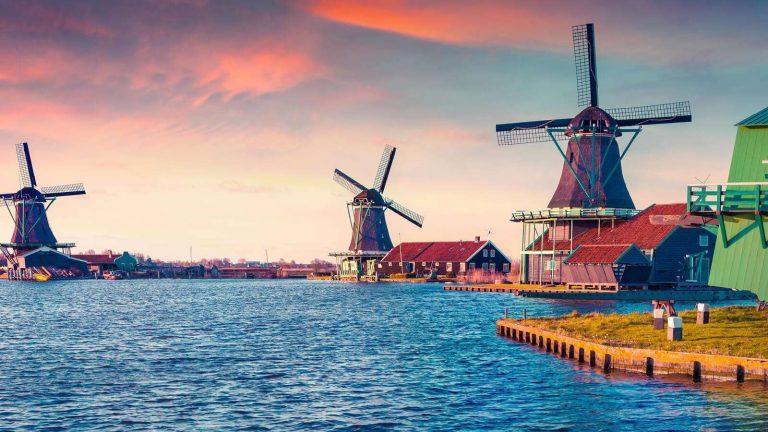 معلومات غريبة عن هولندا