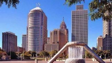 صورة السياحة في مدينة ديترويت ولاية ميشيغان للشباب