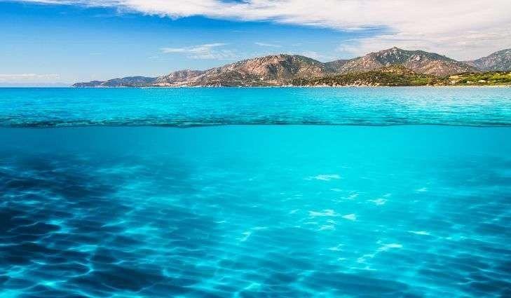 الفرق بين البحر والمحيط