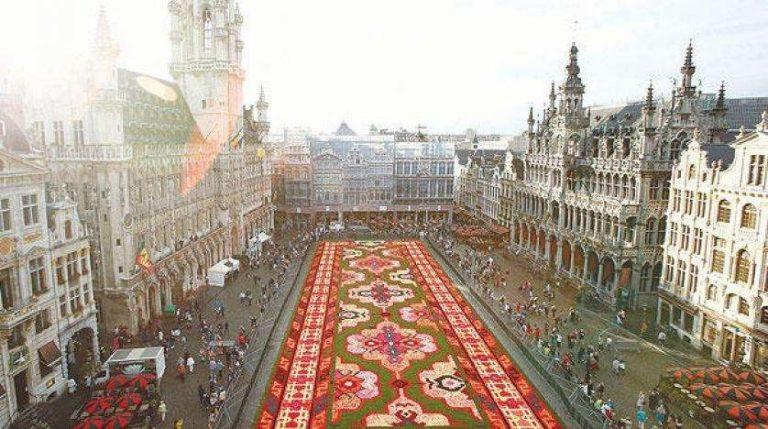 الجامعات في دولة بلجيكا