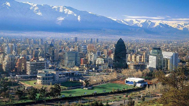 عدد سكان دولة تشيلي