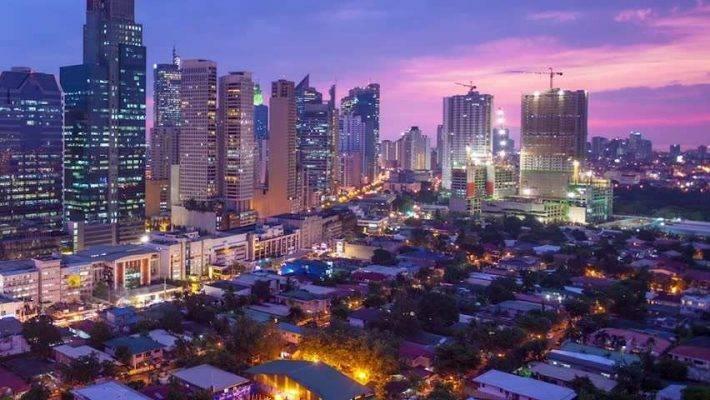 توزيع السّكّان في دولة الفلبين