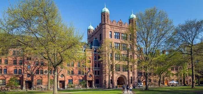 جامعة يال في أمريكا