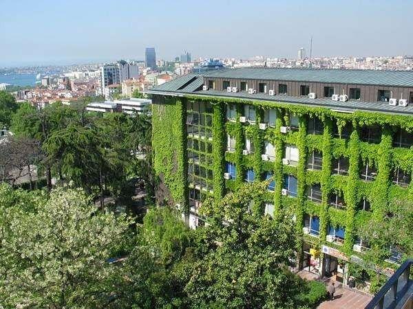 جامعة يلدز في تركيا
