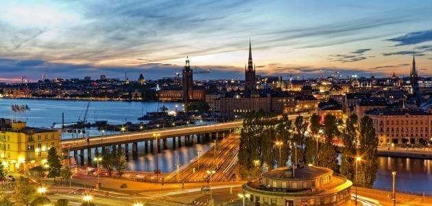 عدد سكان دولة السويد