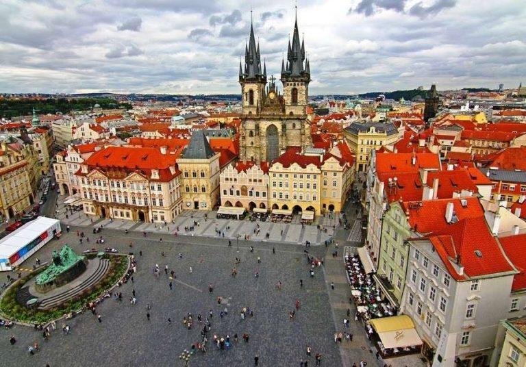 معلومات عن مدينة براغا