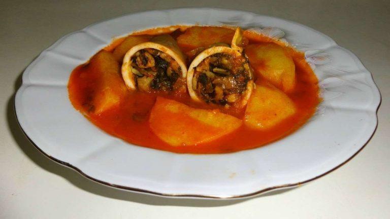 طريقة عمل مرقة البطاطا التونسية