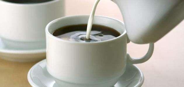 طريقة عمل القهوة الامريكية بالالة