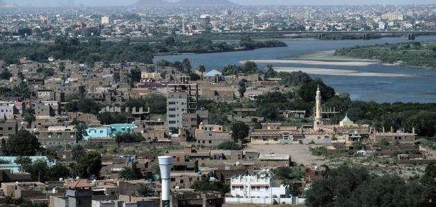عدد سكان دولة السودان