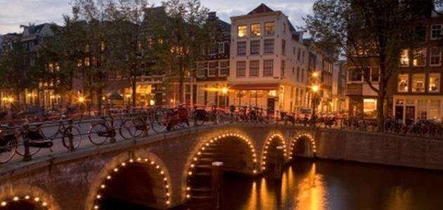 عدد سكان دولة هولندا