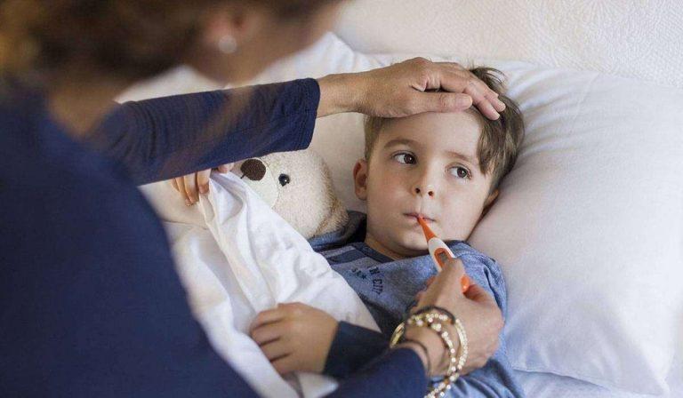 أعراض كورونا عند الأطفال
