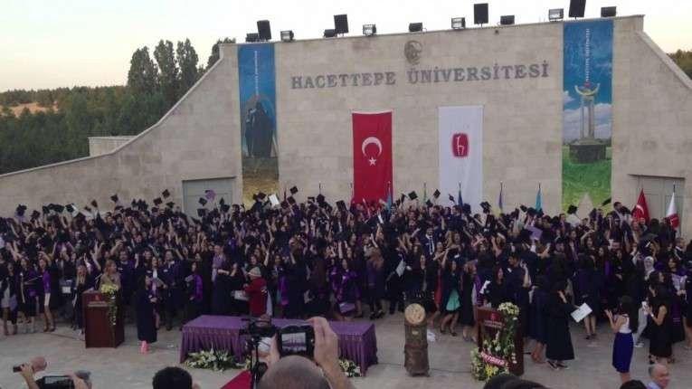جامعة هاجيتيبه في أنقرة
