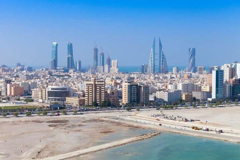 الشتاء في البحرين