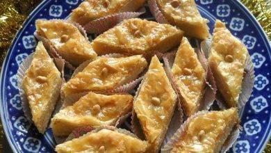 Photo of طريقة عمل البقلاوة الجزائرية