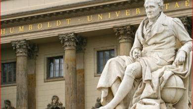 Photo of جامعة هومبولت في برلين