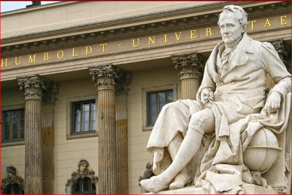جامعة هومبولت في برلين