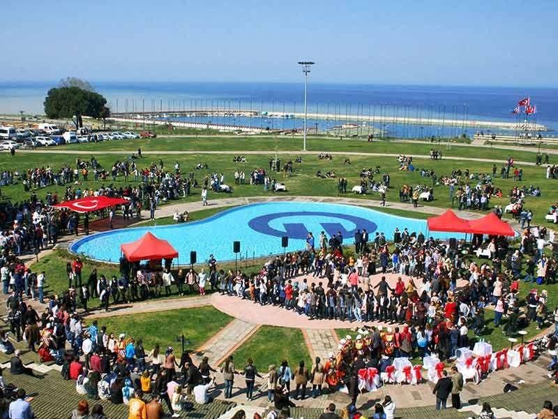 الجامعات في طرابزون تركيا