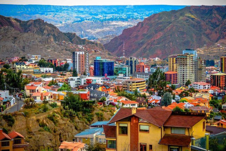 عدد سكان دولة بوليفيا
