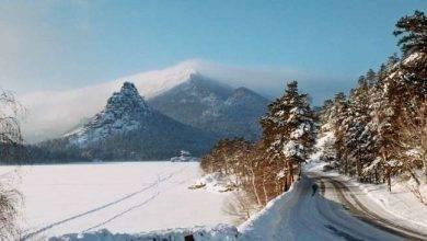 Photo of الشتاء في كازاخستان