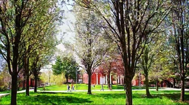 الجامعات في ولاية آيوا الأمريكية