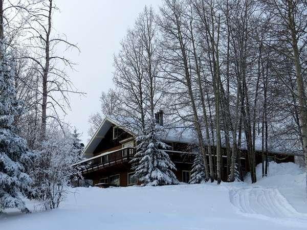 فصل الشتاء في كندا