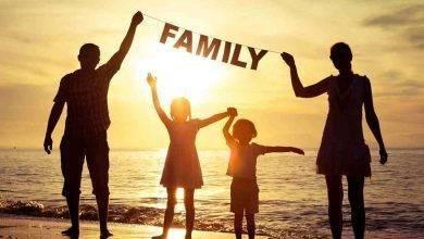 Photo of حكم بالانجليزي عن العائلة