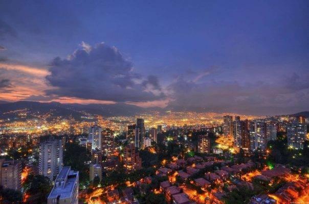 عدد سكان دولة كولومبيا