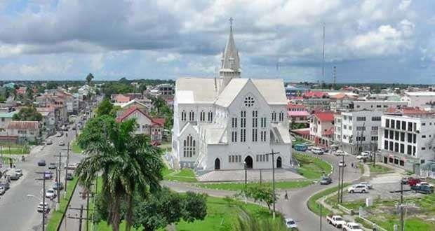 عدد سكان دولة غيانا
