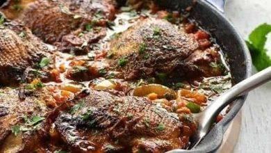 Photo of طريقة عمل مرقة الدجاج السورية